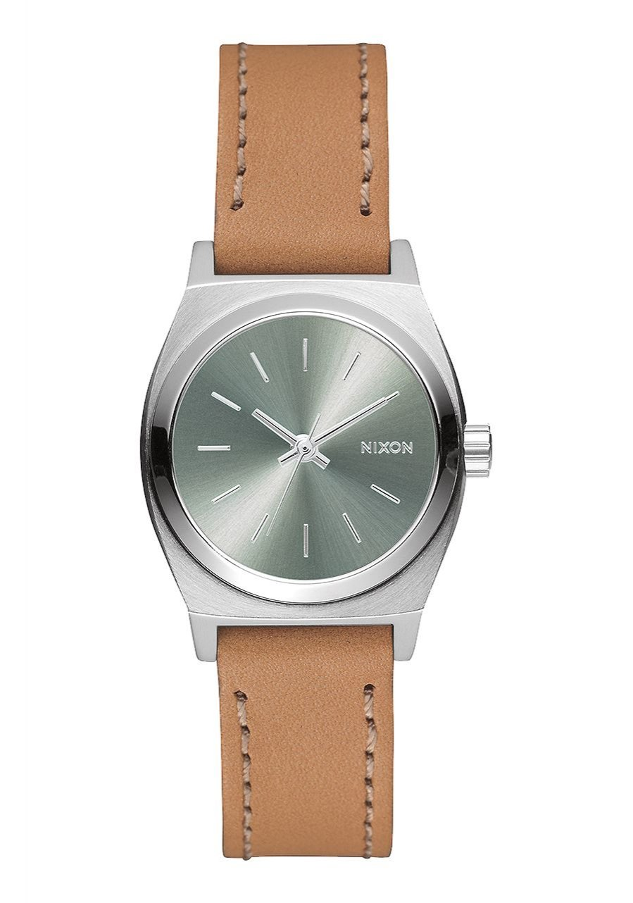 SMALL TIME TELLER LEATHER