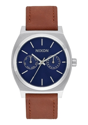 TIME TELLER DELUXE LEATHER